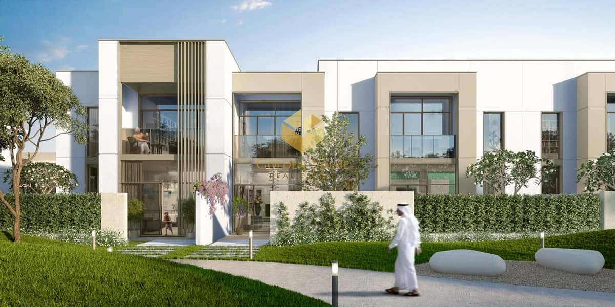 Own Your 3 Bedroom Villa In Dubai    50 % Dubai Land Department Waived