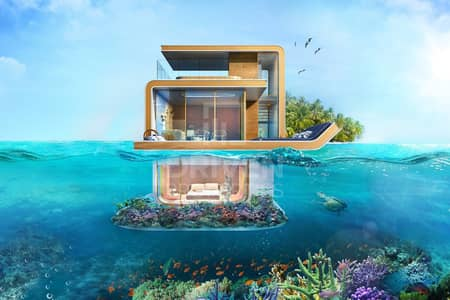 Relaxing Floating Villa and 5 Star Living