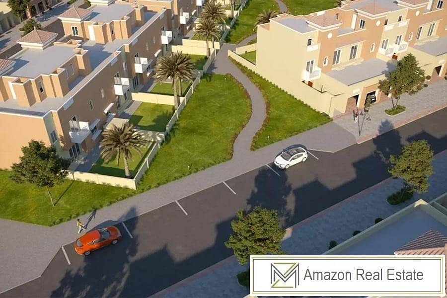 2 Amazing  Marbella Village 4BHK Townhouse/ Offplan Project
