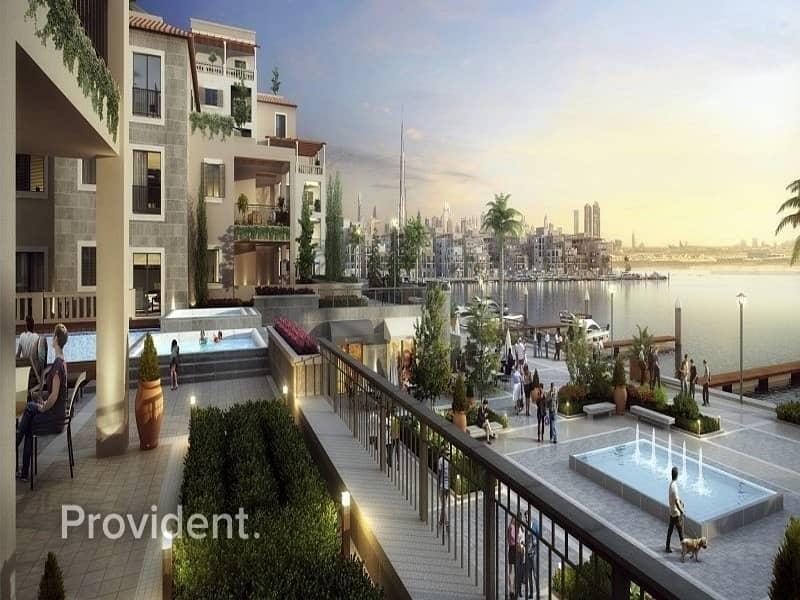 11 Unique 5Bed Triplex Penthouse with Lift Sea View