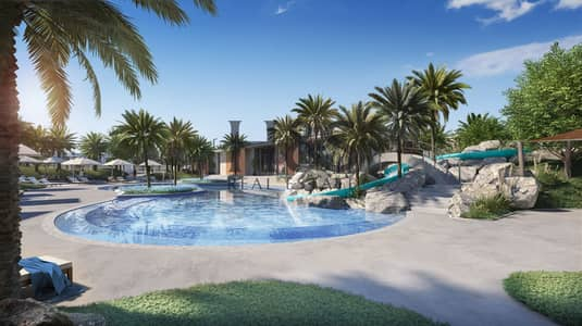 تاون هاوس 4 غرف نوم للبيع في المرابع العربية 3، دبي - Luxury Living TH I Spacious 4 Beds I Best Payment Plan