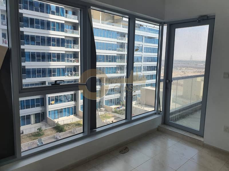 Rented Property| Large Size |1 Bed | Skycourts | Negotiable