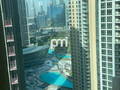 شقة 2 غرفة نوم للايجار في وسط مدينة دبي، دبي - 2 Bed + 2 Study Rooms |