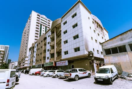 1 Bedroom Flat for Rent in Al Wahda Street, Sharjah - 1 br Apartment for Rent in Al Wazir Tower in Al Wahda Sharjah
