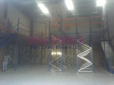 مستودع  للايجار في مجمع دبي للاستثمار، دبي - For Storage Use Only | Fully Fitted Warehouse