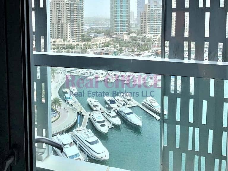 8 Fully Furnished | Low Floor | Full Marina Views