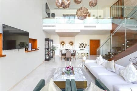 4 Bedroom Penthouse for Sale in Dubai Marina, Dubai - Duplex Penthouse   Panoramic Marina Views  