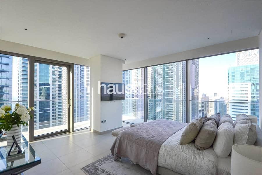 2 Duplex Penthouse | Panoramic Marina Views |