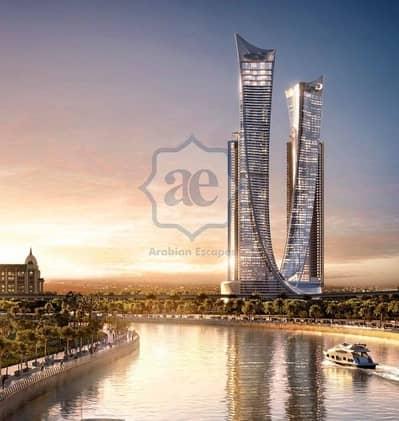 استوديو  للبيع في الخليج التجاري، دبي - 80% Ready|Direct SZR|Resale deal|Furnished Apt