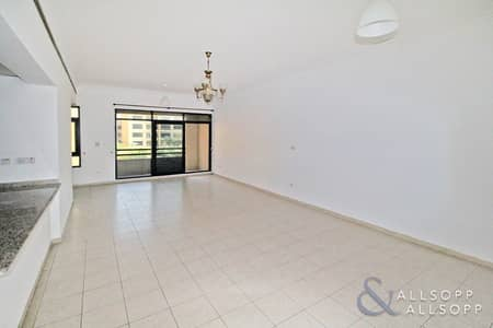 2 Bedroom Apartment for Sale in The Greens, Dubai - Rare Unit Type | Large 2 Bedroom + Study