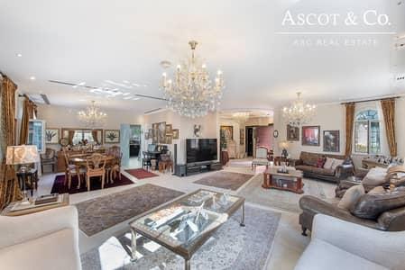 فیلا 5 غرف نوم للبيع في جميرا بارك، دبي - Legacy 5 Bed| Vastu | Vacant on Transfer