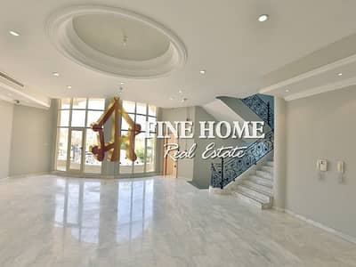 9 Bedroom Villa for Sale in Al Nahyan, Abu Dhabi - Villa | 9 BR | Jacuzzi | Gym | Sauna Room