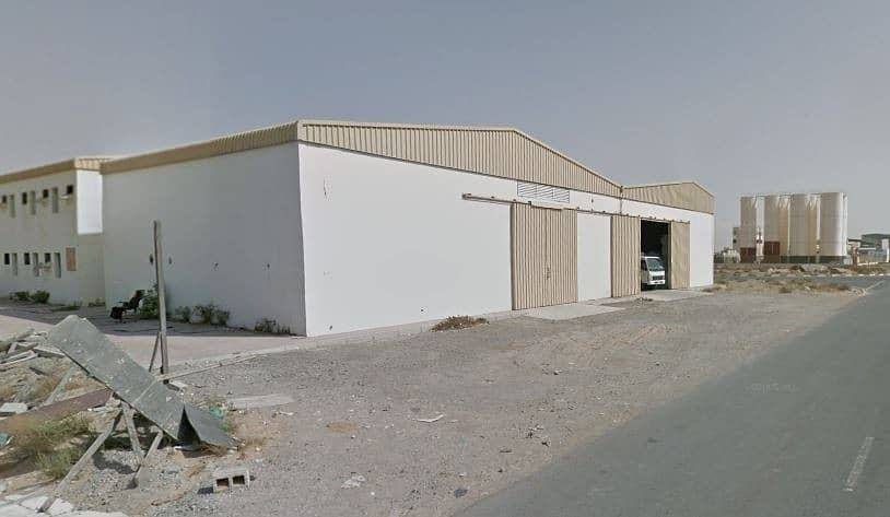 2 29063 sqft industrial land!! for just aed 75/sqft!! freehold for all nationalities!!!