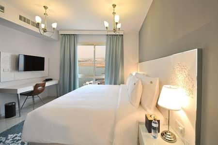 شقة 1 غرفة نوم للايجار في میناء العرب، رأس الخيمة - One Bedroom Apartment - One Year