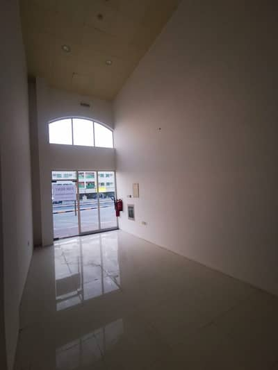 Shop for Rent in Al Rawda, Ajman - shops on main road starting from just aed 25000 per year!! 2 months free!!!