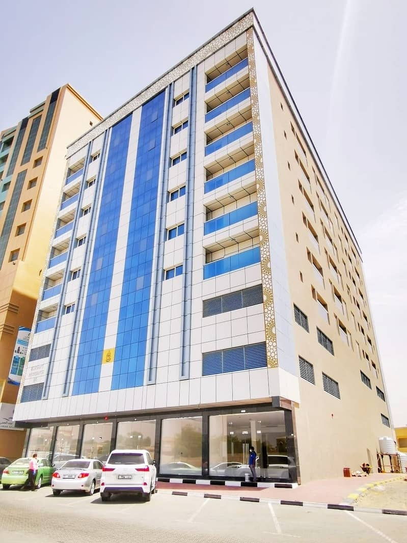 16 Brand New!! Huge Studio for just aed 15000/year