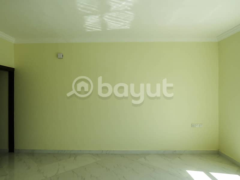 2 Brand New!! Huge Studio with separate kitchen for just aed 16000/year