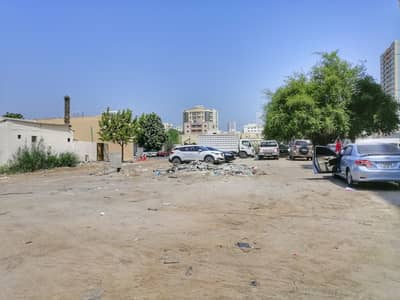 Plot for Sale in Al Rashidiya, Ajman - GROUND+6 PERMISSION!! SIKKA CORNER PLOT