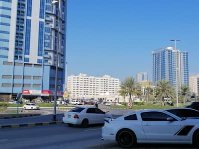 Plot for Sale in Al Bustan, Ajman - in the heart of the town!!! g+2!! corner plot!! excellent location
