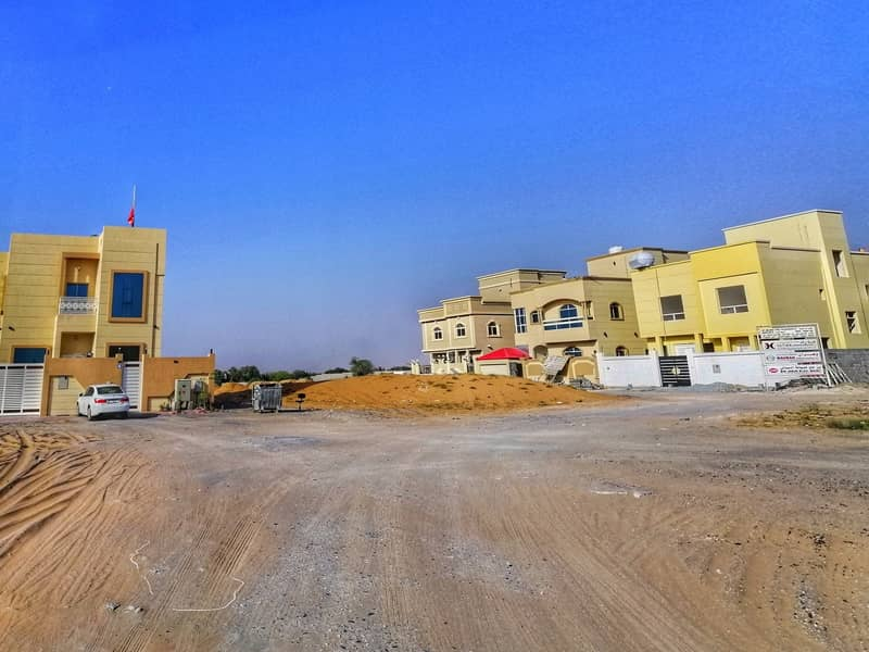 2 3014 sqft g+2 residential plot for sale in helio 2 for just aed 265