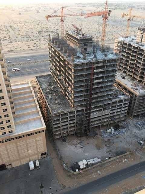2 6728 sqft commercial plot with hotel apartments permission for sale in main shaikh muhammed bin zayed road