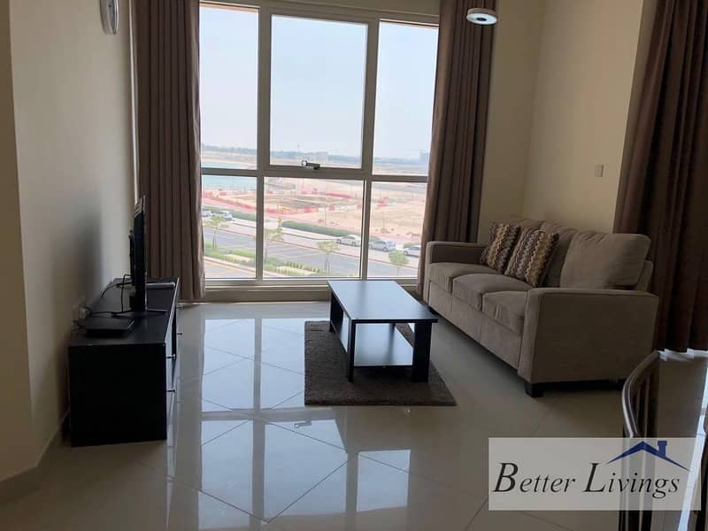 2 Fully Furnished 1 BHK | Low Floor | Lowest Price