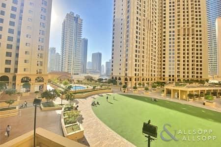 فلیٹ 2 غرفة نوم للبيع في جميرا بيتش ريزيدنس، دبي - Large 2 Bedrooms | VOT | Community Views