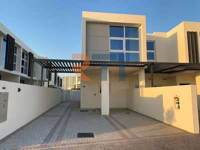 3 Bedroom Townhouse for Sale in Akoya Oxygen, Dubai - Investor deal | lowest price in market | 3BR plus Maid