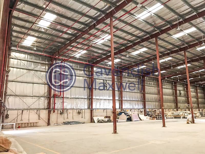 10 12m Height | Perfect for Distribution | 2 Bays