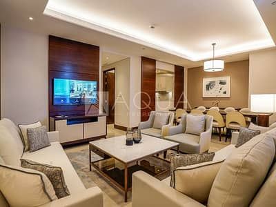 Exclusive Unit | Burj Khalifa and Fountain View