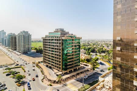 1 Bedroom Apartment for Rent in Dubai Sports City, Dubai - Furnished | 1-Bed | Mid-Floor | The Matrix