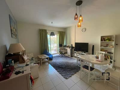 1 Bedroom Flat for Rent in The Greens, Dubai - Available January   Chiller Free   Community View