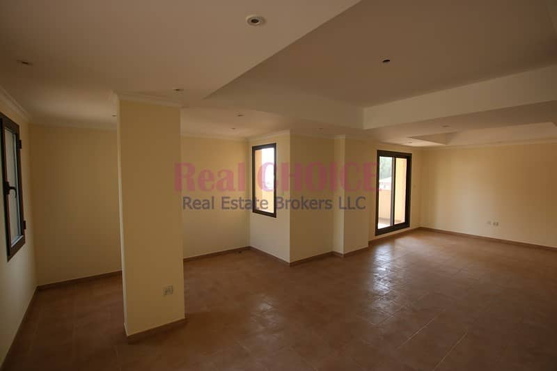 2 Biggest 2BR apartment with easy 12chqs payment plan