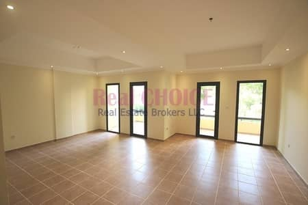 Biggest 1Br with nice park view and easy 12chqs payment plan