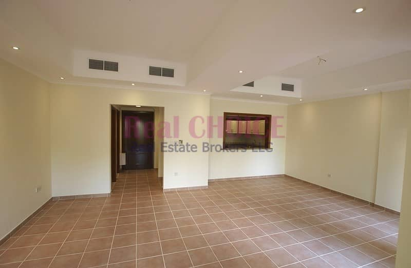 2 Biggest 1Br with nice park view and easy 12chqs payment plan
