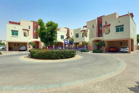 1 Bedroom Flat for Rent in Al Ghadeer, Abu Dhabi - Specious 1 Br Terrace Apt In 4 Cheques...