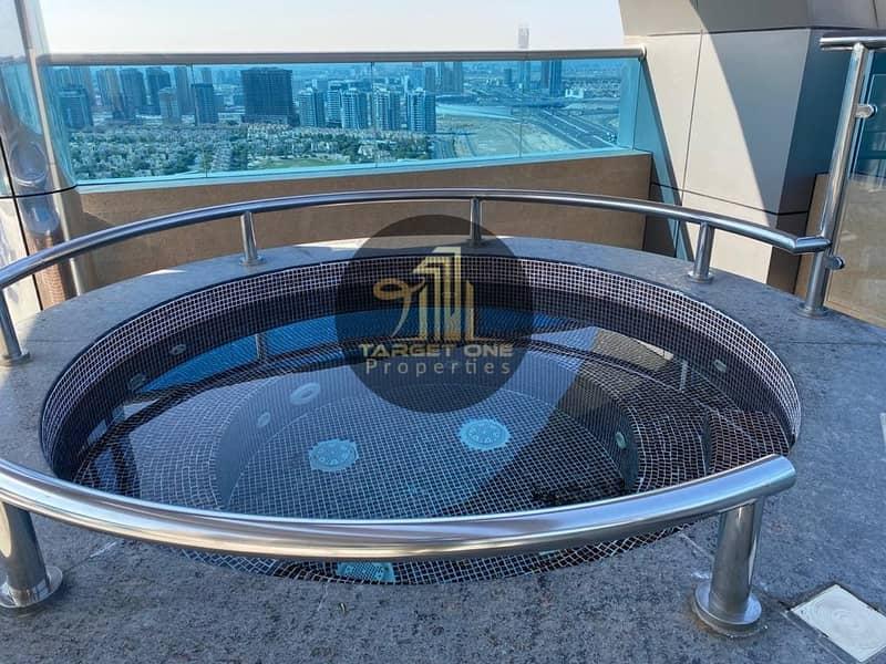 18 1BHK Specious Apartment| Balcony |Pool