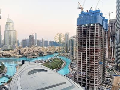 Opera+Fountain View | Bright 2BR | High Floor