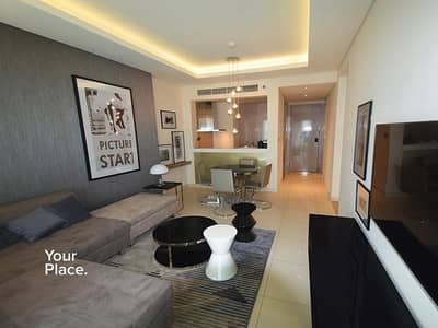 2 Bedroom Apartment for Rent in Business Bay, Dubai - Best Tower - Luxury Furnishing