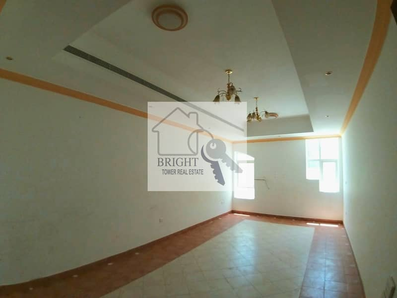 Specious 4Bhk Apartment With Duct AC For Rent In Sarooj 45K