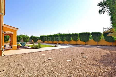 3 Bedroom Villa for Rent in Arabian Ranches, Dubai - Type A | 3 Bedroom & Family Room | Large Plot