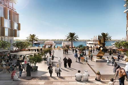 2 Bedroom Flat for Sale in Dubai Harbour, Dubai - Luxury Waterfront Living | 3 Years Post Handover