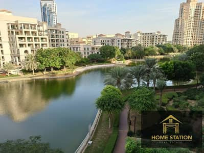 1 Bedroom Apartment for Rent in The Views, Dubai - CHILLER FREE   FULL LAKE VIEW   BRIGHT   SPACIOUS BALCONY