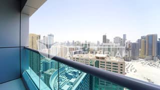 شقة في برج المستقبل 3 برج المستقبل الخان 2 غرف 49000 درهم - 4166631