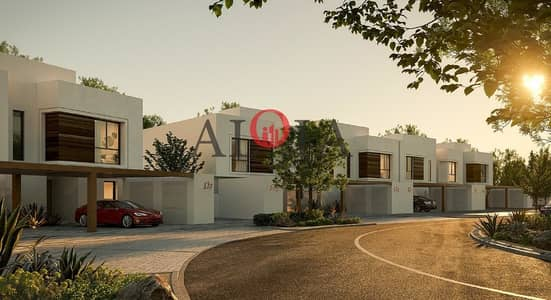 3 Bedroom Townhouse for Sale in Yas Island, Abu Dhabi - Best price in yas island | 2.5 years payment plan
