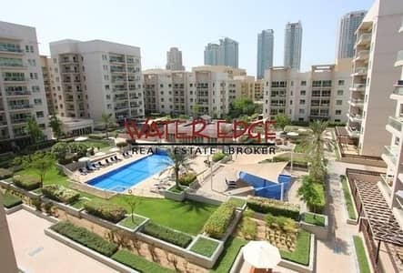 1 Bedroom Apartment for Rent in The Greens, Dubai - Spacious 1BR | Pool View | Available mid January