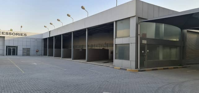 Other Commercial for Rent in Industrial Area, Sharjah - Available Car Wash and Workshop space in Industrial area 10, Sharjah