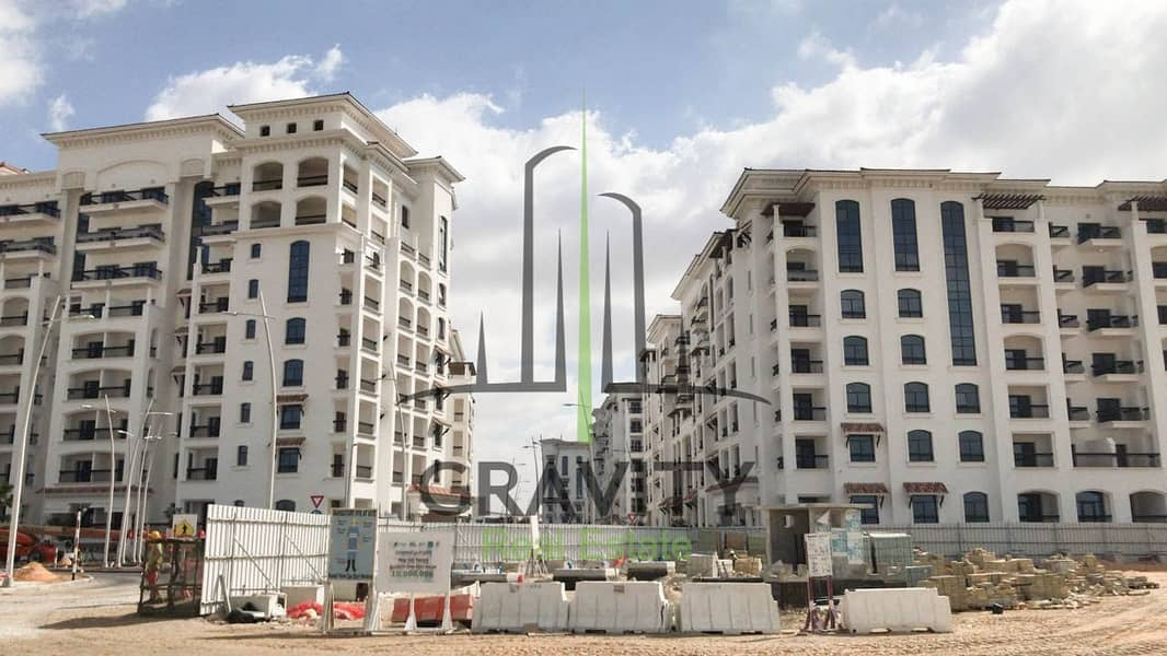 2 Residential Building in Yas Island | Inquire Now