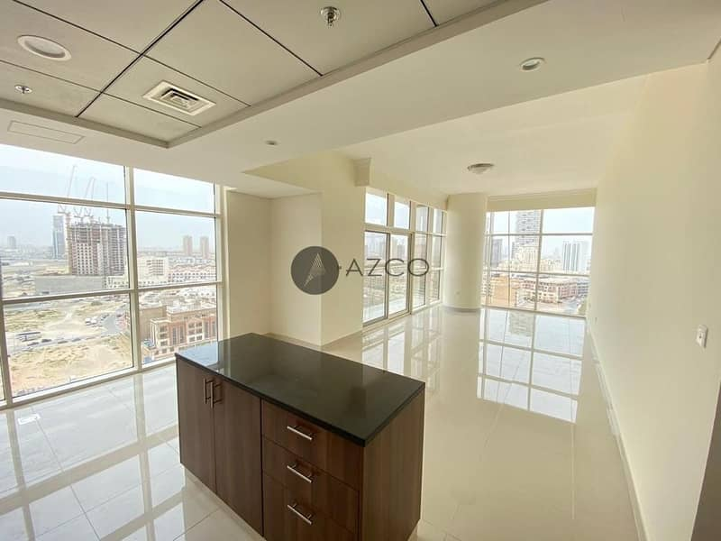 Live In Full Glass Building| High Floor 2BHK
