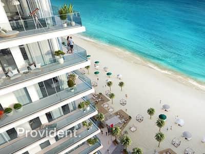 2 Bedroom Apartment for Sale in Dubai Harbour, Dubai - Full Sea View | Marina Skyline | Handover soon